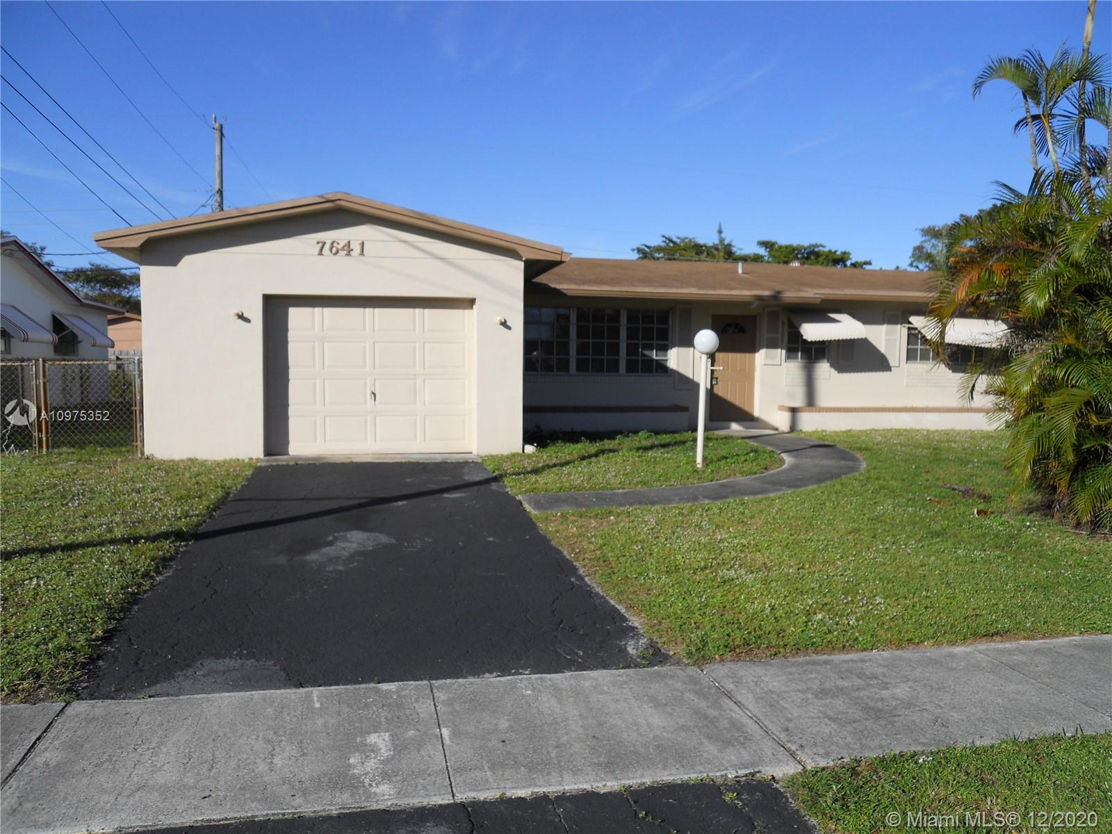 Boulevard Heights #7641 - 7641 NW 2nd St #7641, Pembroke Pines, FL 33024