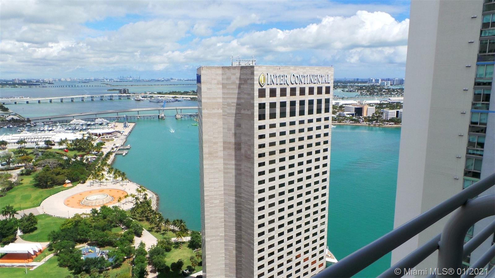 One Miami West #3820 - 325 S Biscayne Blvd #3820, Miami, FL 33131