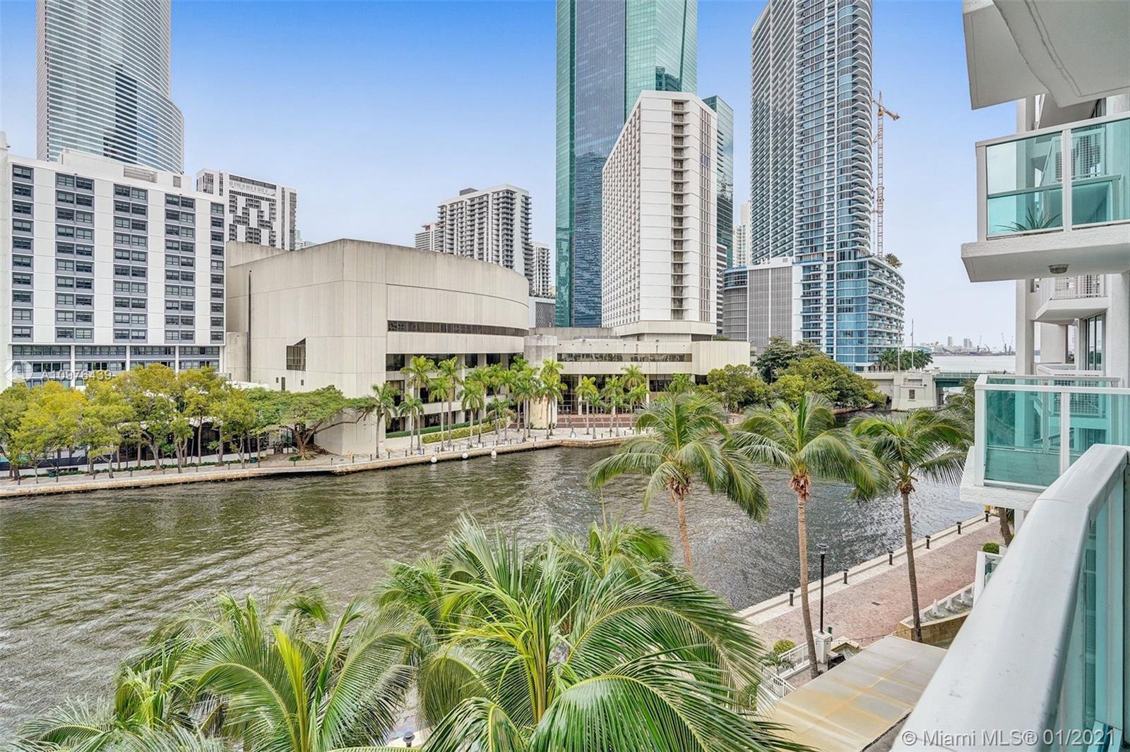 Brickell on the River North Tower #502 - 31 SE 5th St #502, Miami, FL 33131