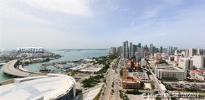 Marina Blue #3905 - 888 Biscayne Blvd #3905, Miami, FL 33132