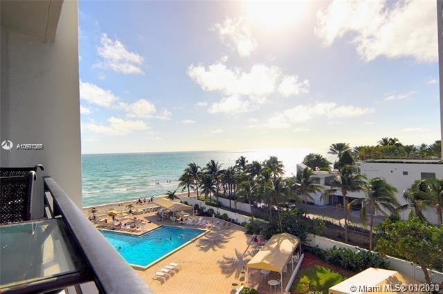 Alexander Towers #516 - 3505 S Ocean Dr #516, Hollywood, FL 33019