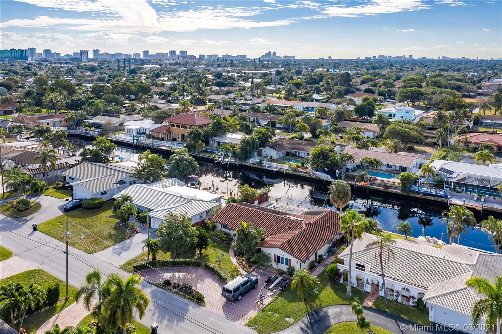 Property for sale at 1448 NE 54th St, Fort Lauderdale,  Florida 33334