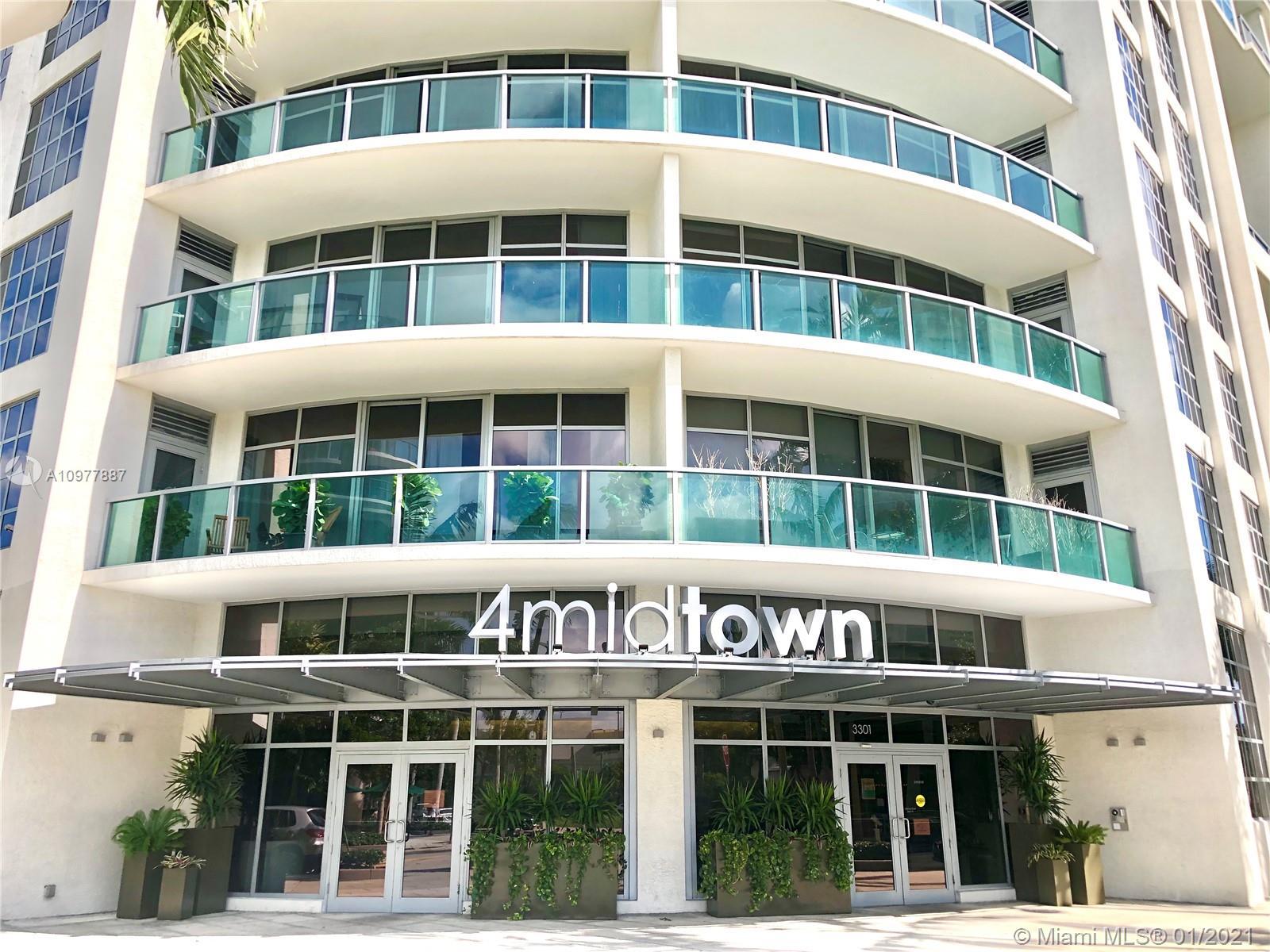 4 Midtown #L0208 - 3301 NE 1st Ave #L0208, Miami, FL 33137