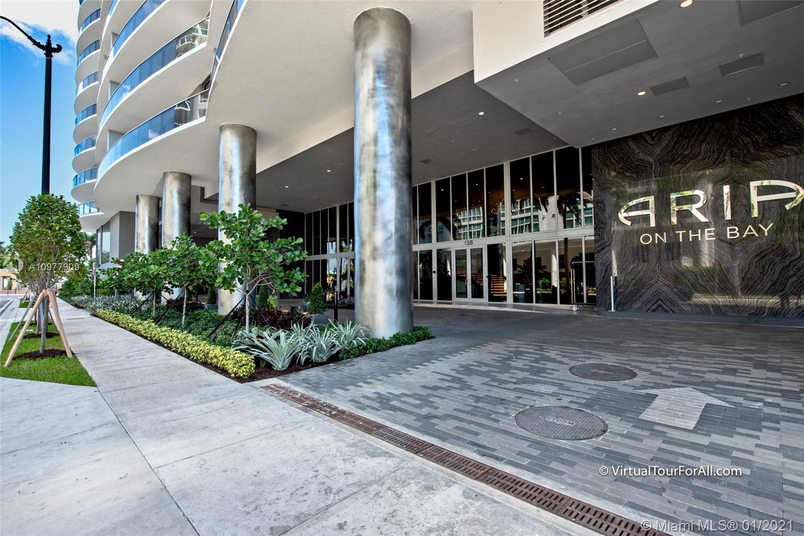 Aria on the Bay #800 - 488 NE 18th St #800, Miami, FL 33132