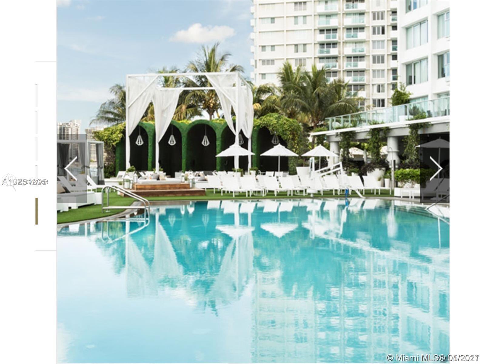 Mondrian South Beach #517 - 1100 West Ave #517, Miami Beach, FL 33139