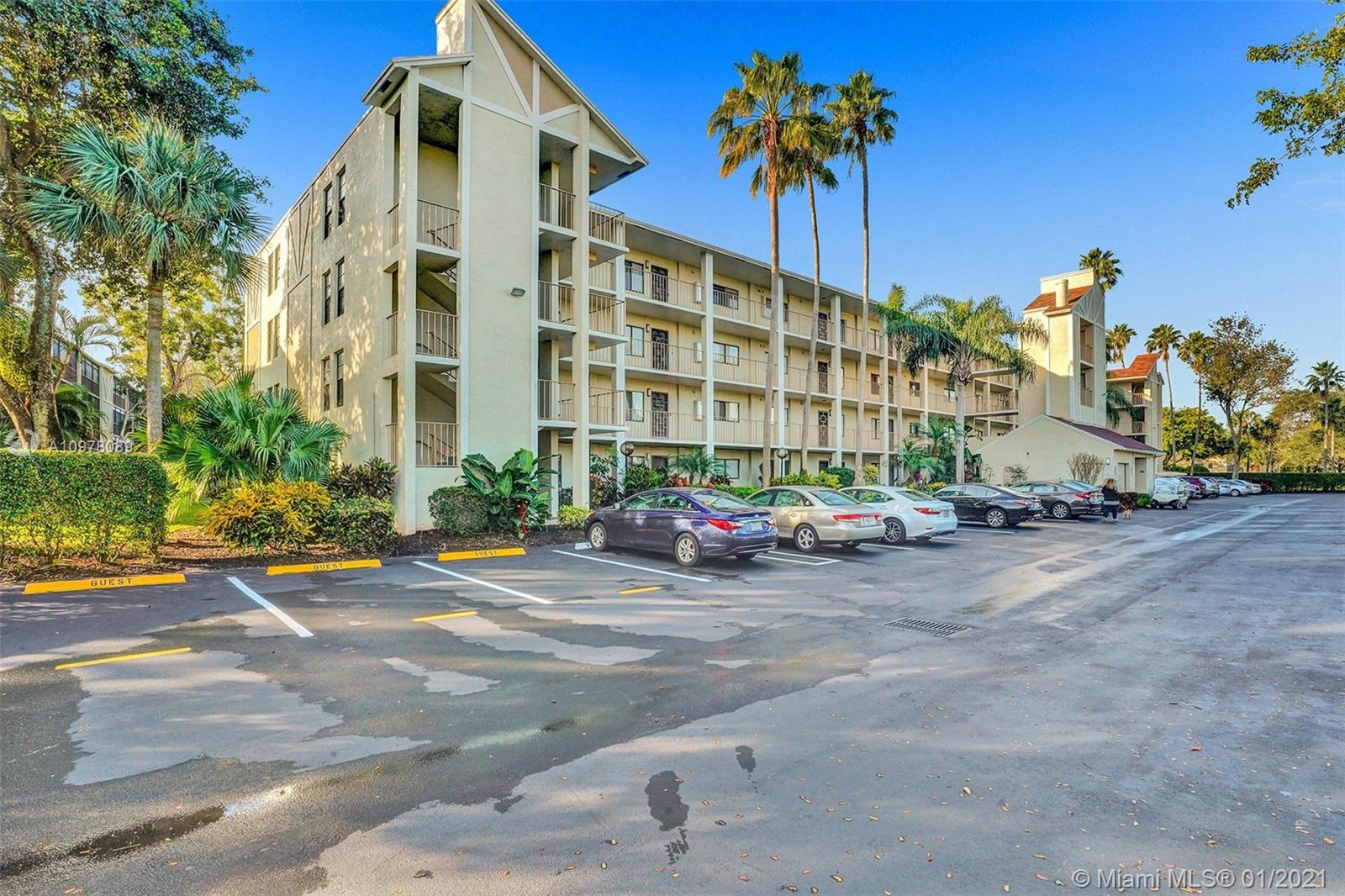 Property for sale at 6655 Kensington Ln Unit: 402, Delray Beach,  Florida 33446