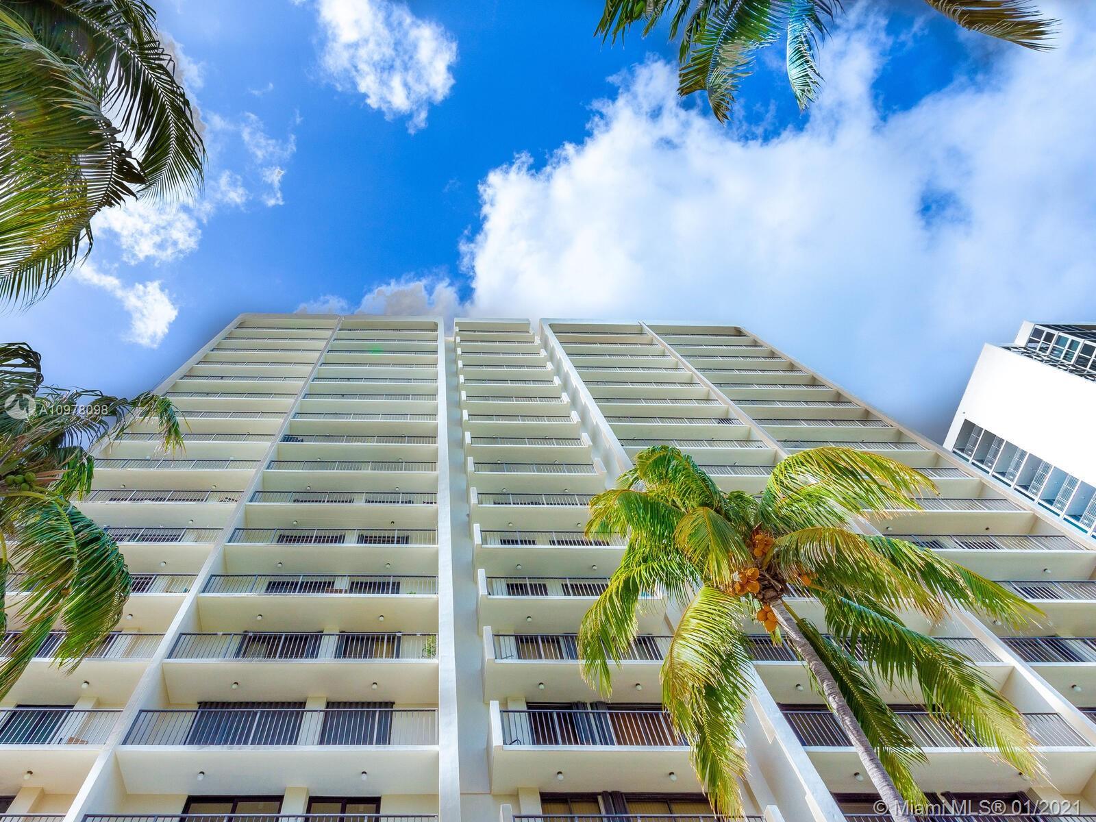 Ocean Front Plaza - 2625 COLLINS, Miami Beach, FL 33140