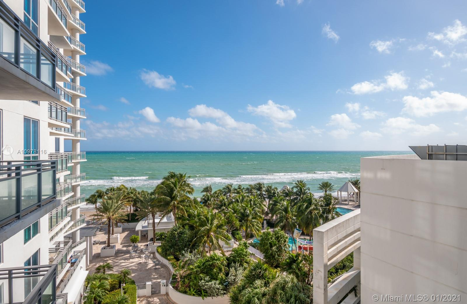 Diplomat Residences #805 - 3535 S Ocean Dr #805, Hollywood, FL 33019