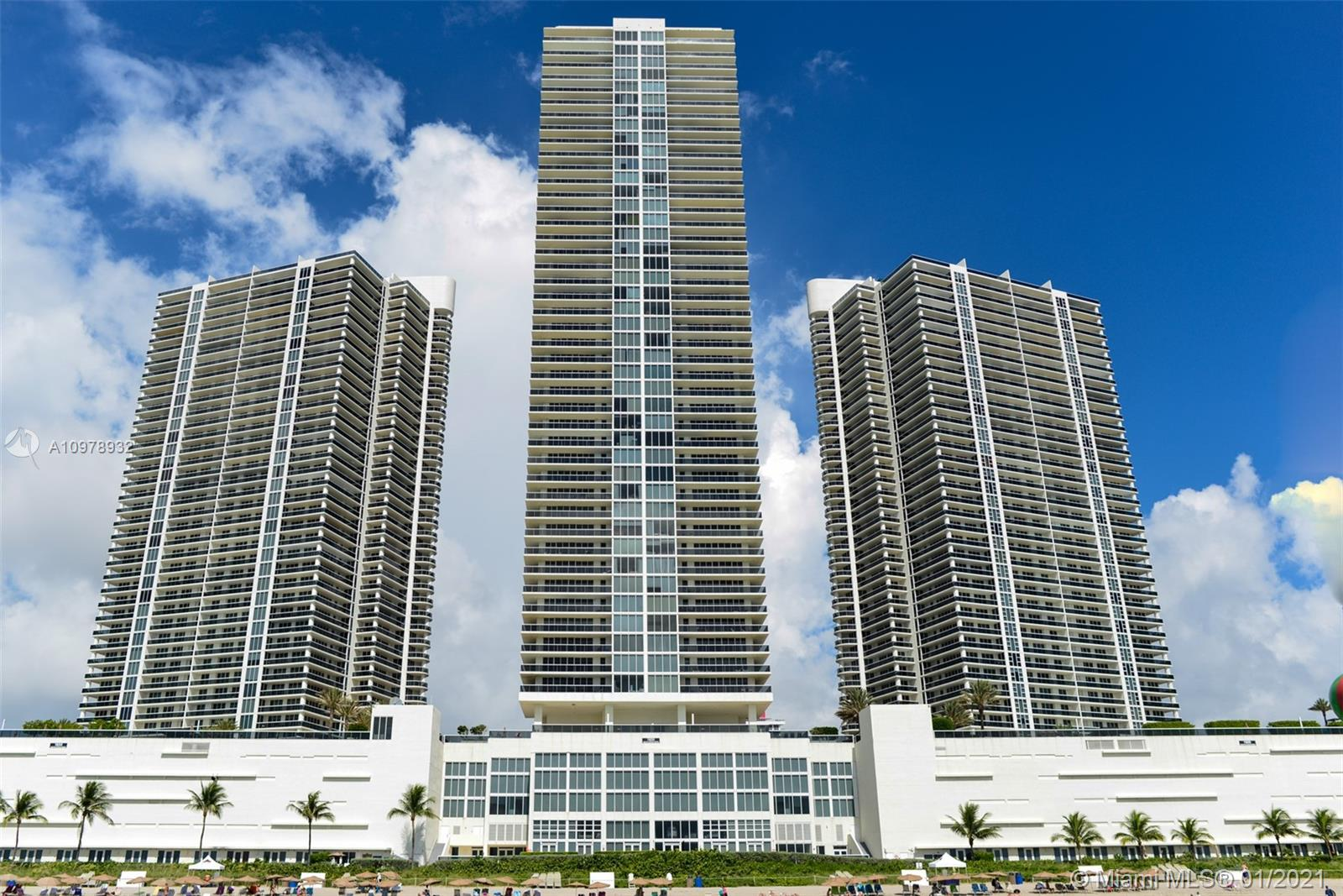Beach Club I #2703 - 1850 S Ocean Dr #2703, Hallandale Beach, FL 33009