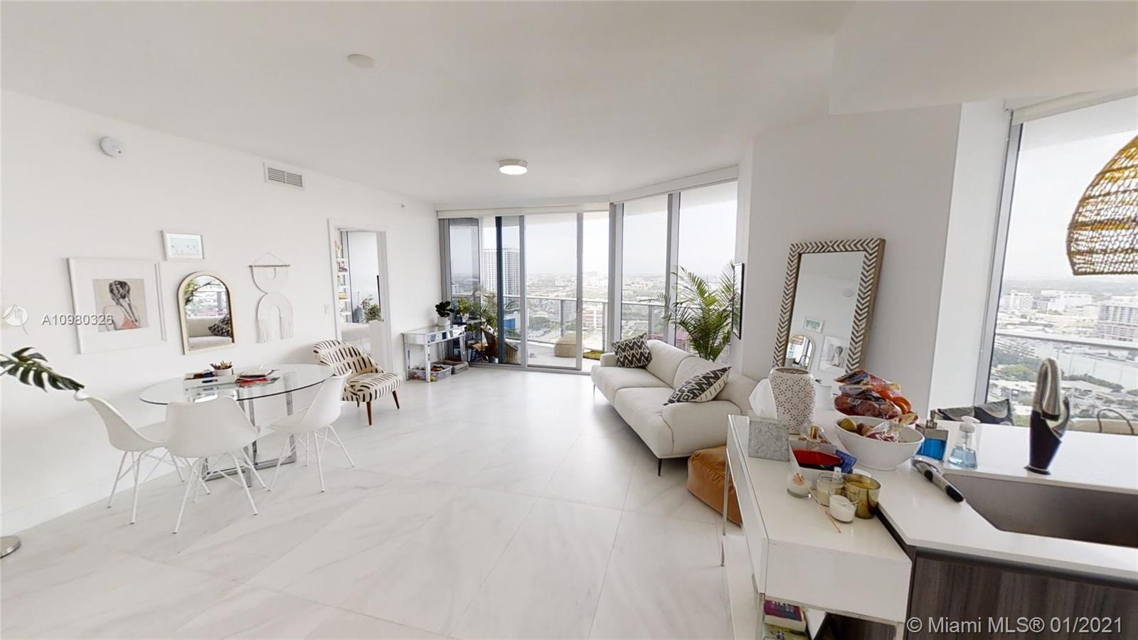 488 NE 18th St # 3001, Miami, Florida 33132, 2 Bedrooms Bedrooms, ,3 BathroomsBathrooms,Residential,For Sale,488 NE 18th St # 3001,A10980326