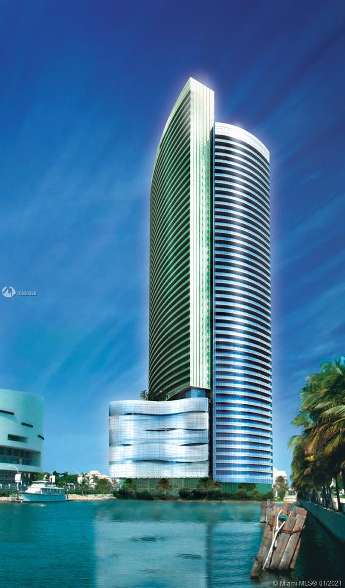 Marina Blue #2603 - 888 Biscayne Blvd. #2603, Miami, FL 33132