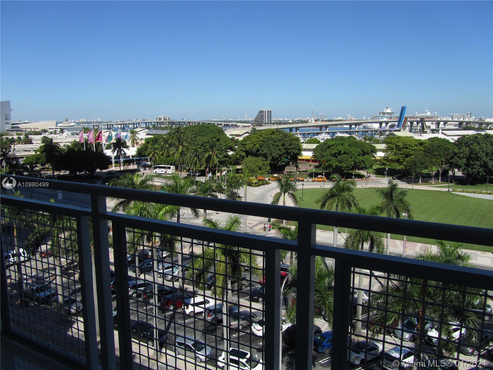 Vizcayne Two #633 - 253 NE 2nd St #633, Miami, FL 33132