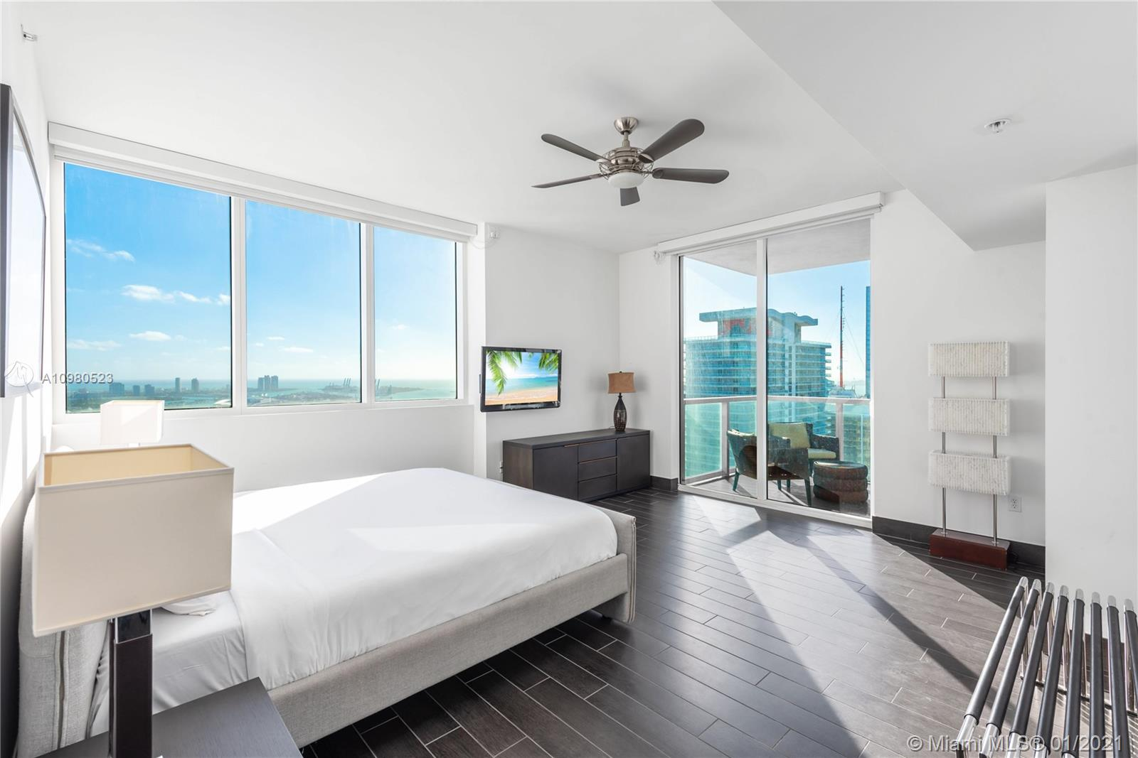 Vizcayne Two #4808 - 253 NE 2nd St #4808, Miami, FL 33132