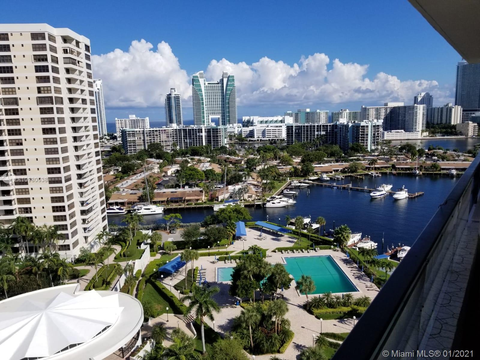 Olympus A #1206 - 500 Three Islands Blvd #1206, Hallandale Beach, FL 33009