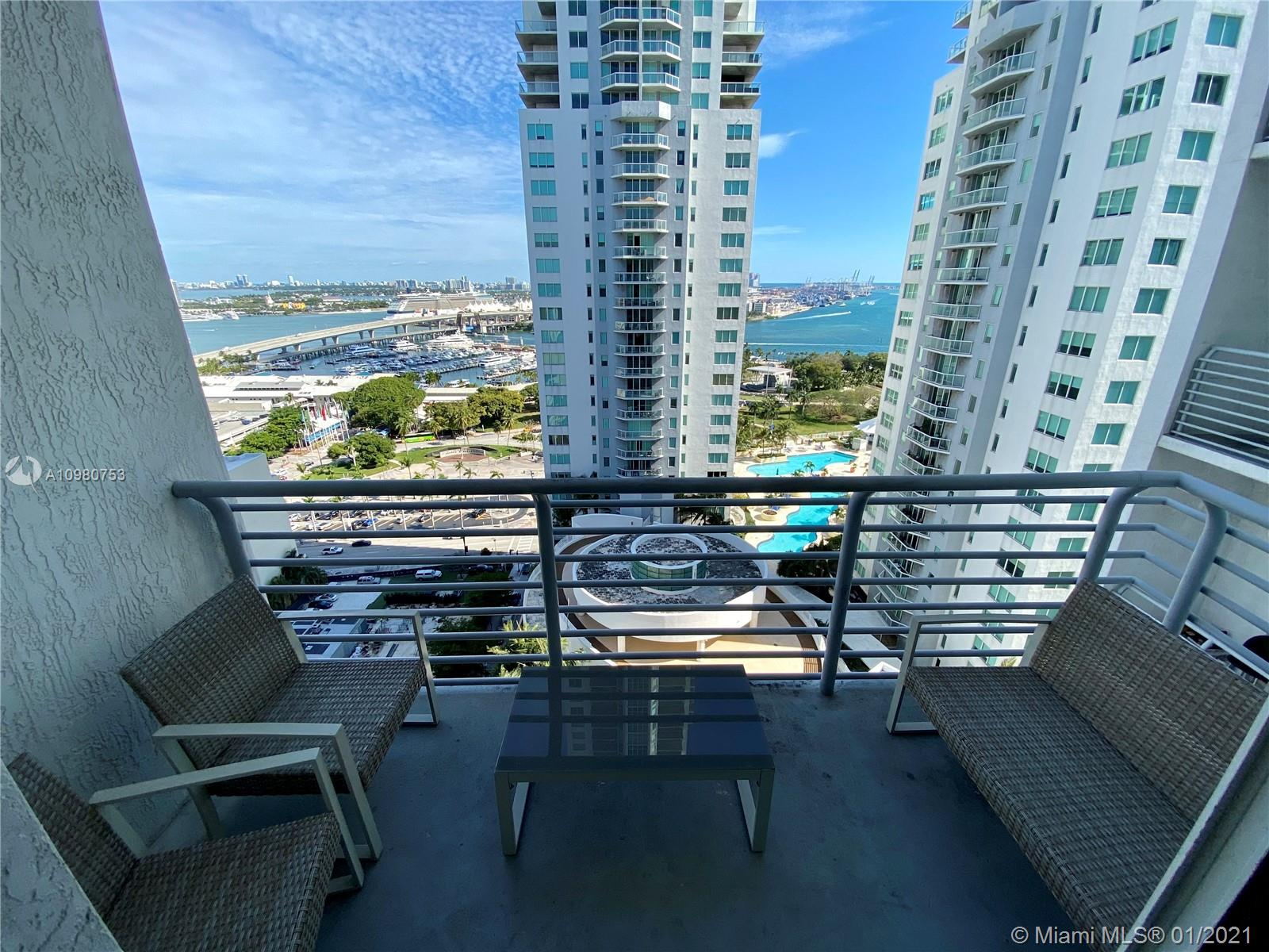 The Loft Downtown #2204 - 234 NE 3rd St #2204, Miami, FL 33132
