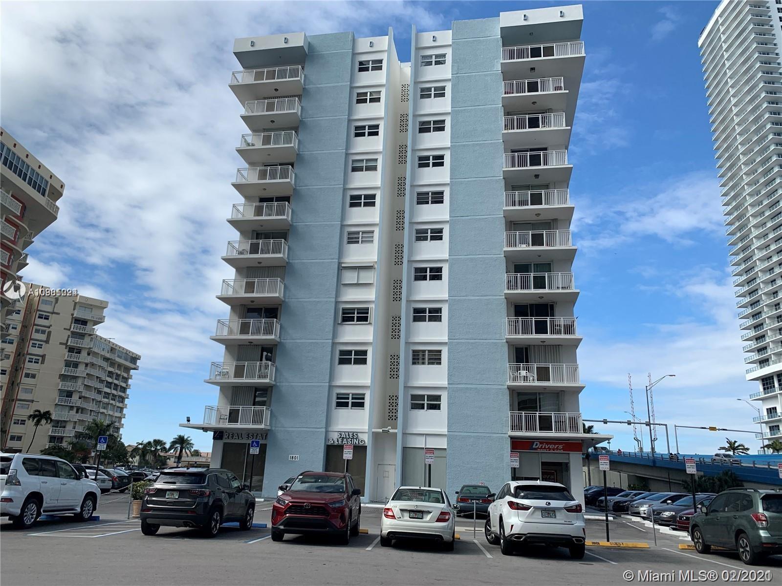Imperial Towers One #436 - 1801 S Ocean Dr #436, Hallandale Beach, FL 33009
