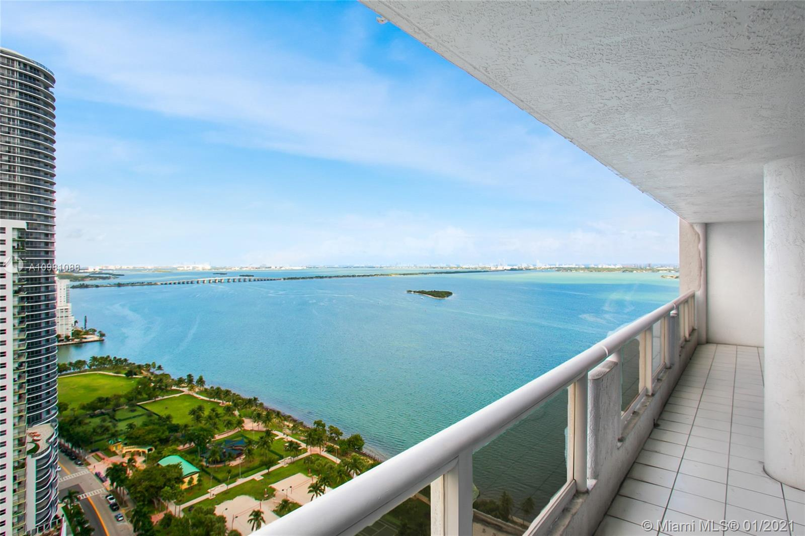 The Grand #3540 - 1717 N Bayshore Dr #3540, Miami, FL 33132