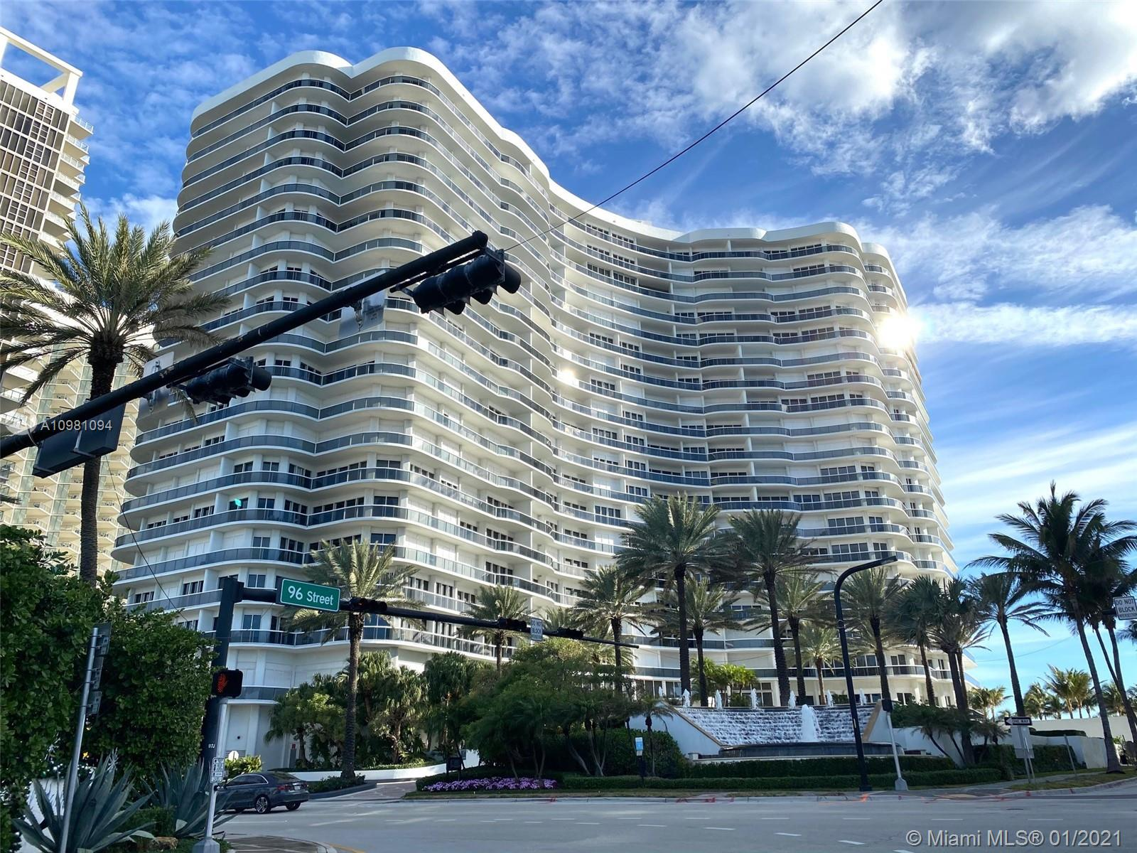 Majestic Tower #402 - 9601 Collins Ave #402, Bal Harbour, FL 33154