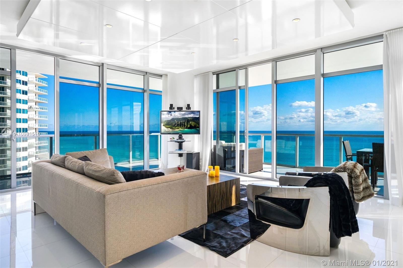 Caribbean South Tower #S1401 - 3737 Collins Ave #S1401, Miami Beach, FL 33140