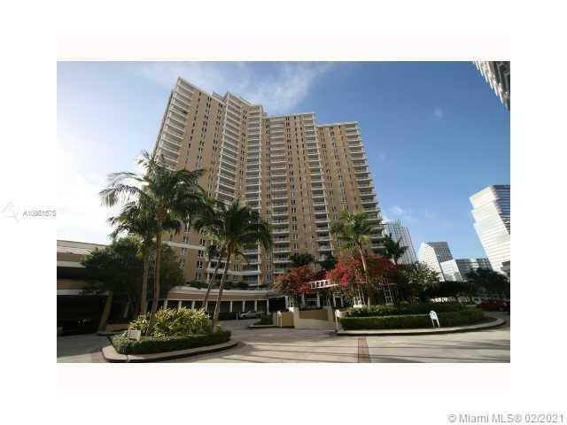 Courvoisier Courts #1105 - 701 BRICKELL KEY BL #1105, Miami, FL 33131
