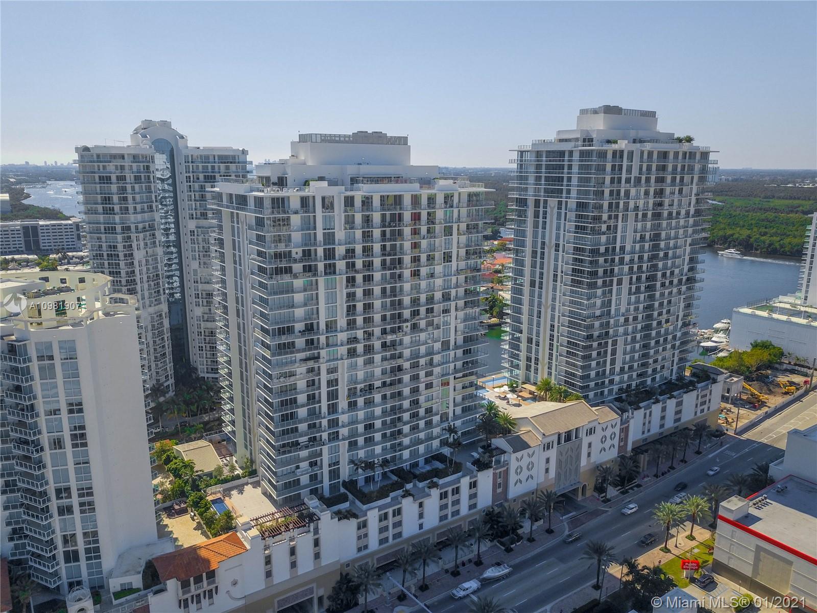 Parque Tower 1 #4-907 - 300 SUNNY ISLES BLVD #4-907, Sunny Isles Beach, FL 33160