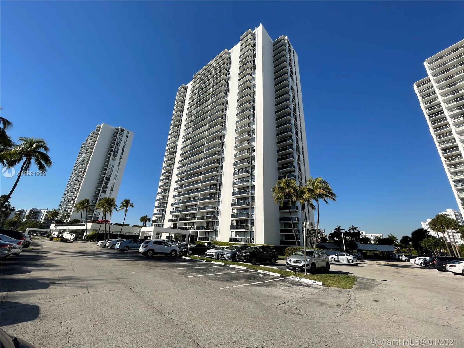 Eldorado Tower One #1210 - 3625 N Country Club Dr #1210, Aventura, FL 33180