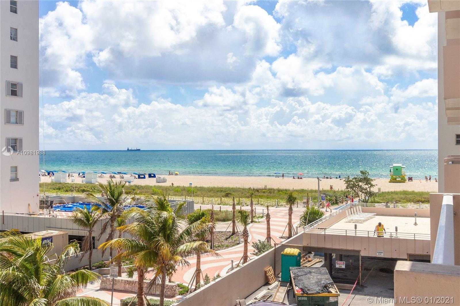 Ocean Point #422 - 345 Ocean Dr #422, Miami Beach, FL 33139