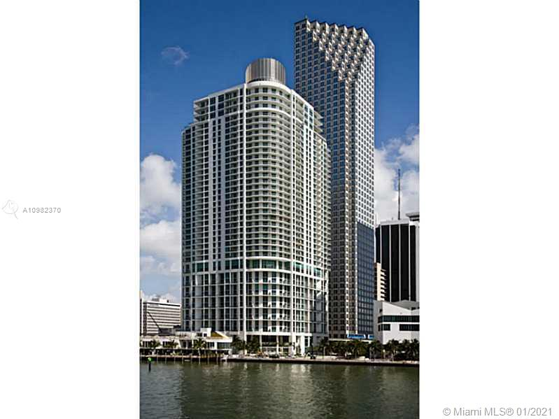 Met 1 #1709 - 300 S Biscayne Blvd #1709, Miami, FL 33131