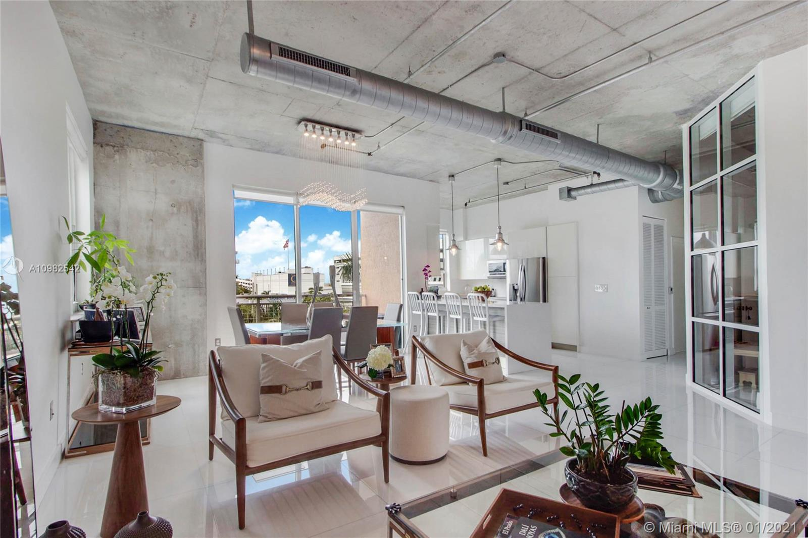 2001 Biscayne Blvd # 2420, Miami, Florida 33137, 3 Bedrooms Bedrooms, ,2 BathroomsBathrooms,Residential,For Sale,2001 Biscayne Blvd # 2420,A10982542