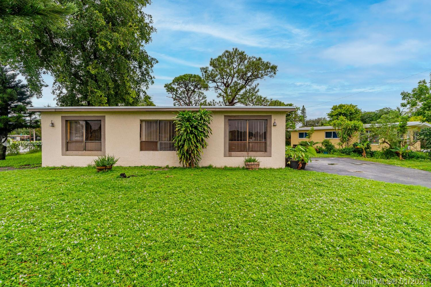 3110 NW 3rd St, Lauderhill, Florida 33311, 3 Bedrooms Bedrooms, ,2 BathroomsBathrooms,Residential,For Sale,3110 NW 3rd St,A10982683