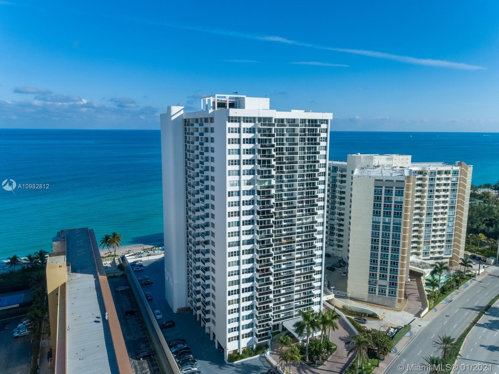 Parker Tower #1504 - 3140 S Ocean Dr #1504, Hallandale Beach, FL 33009