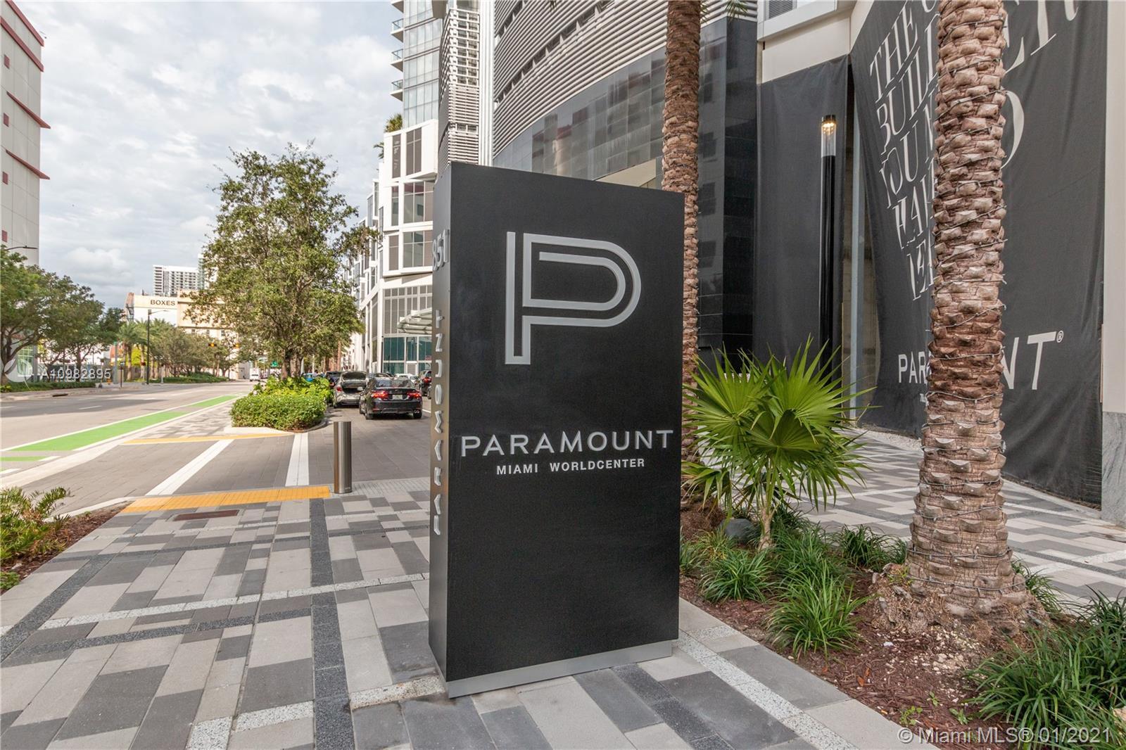 Paramount Miami Worldcenter #3805 photo44