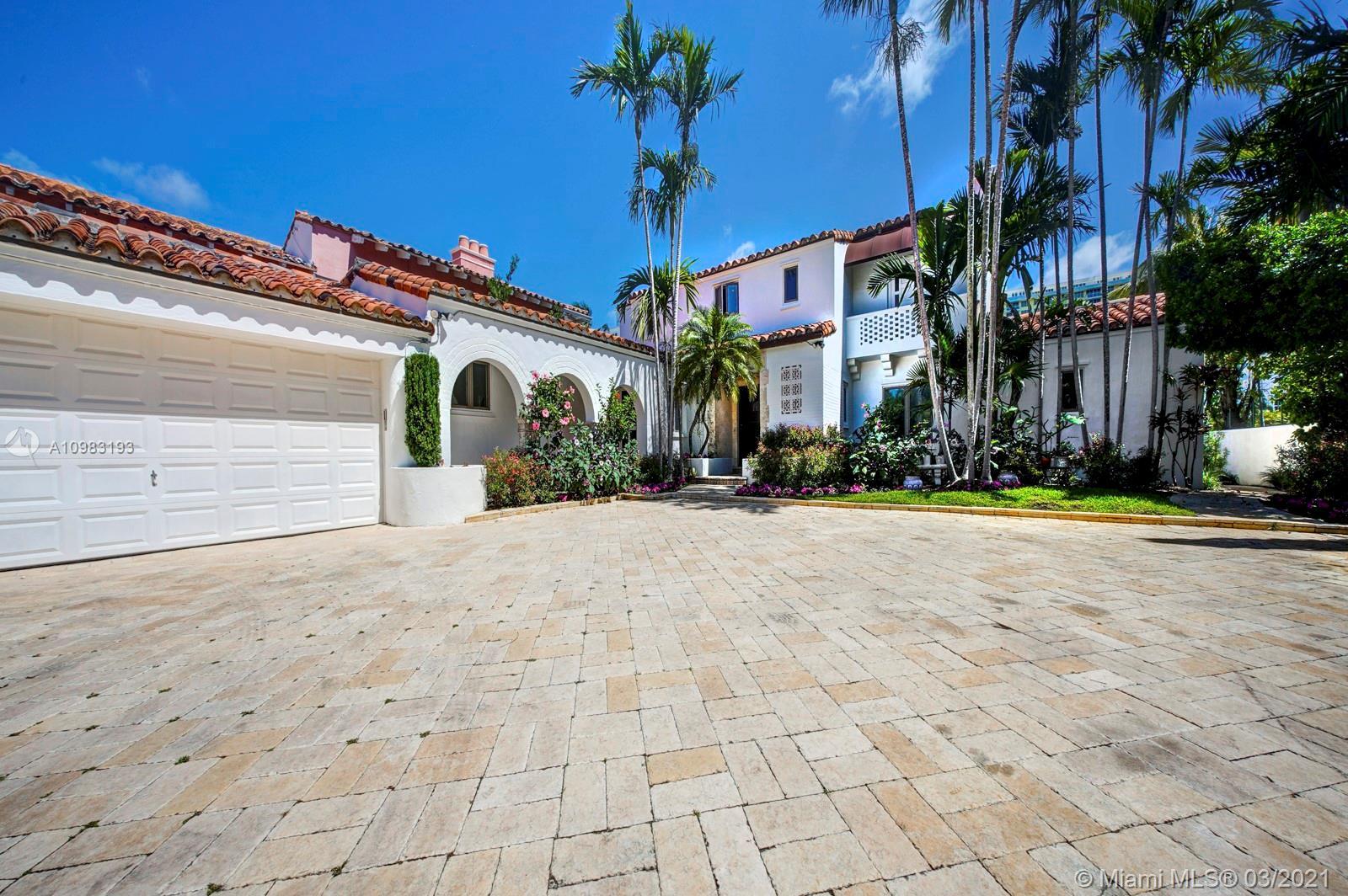 Beach View - 5661 Pine Tree Dr, Miami Beach, FL 33140