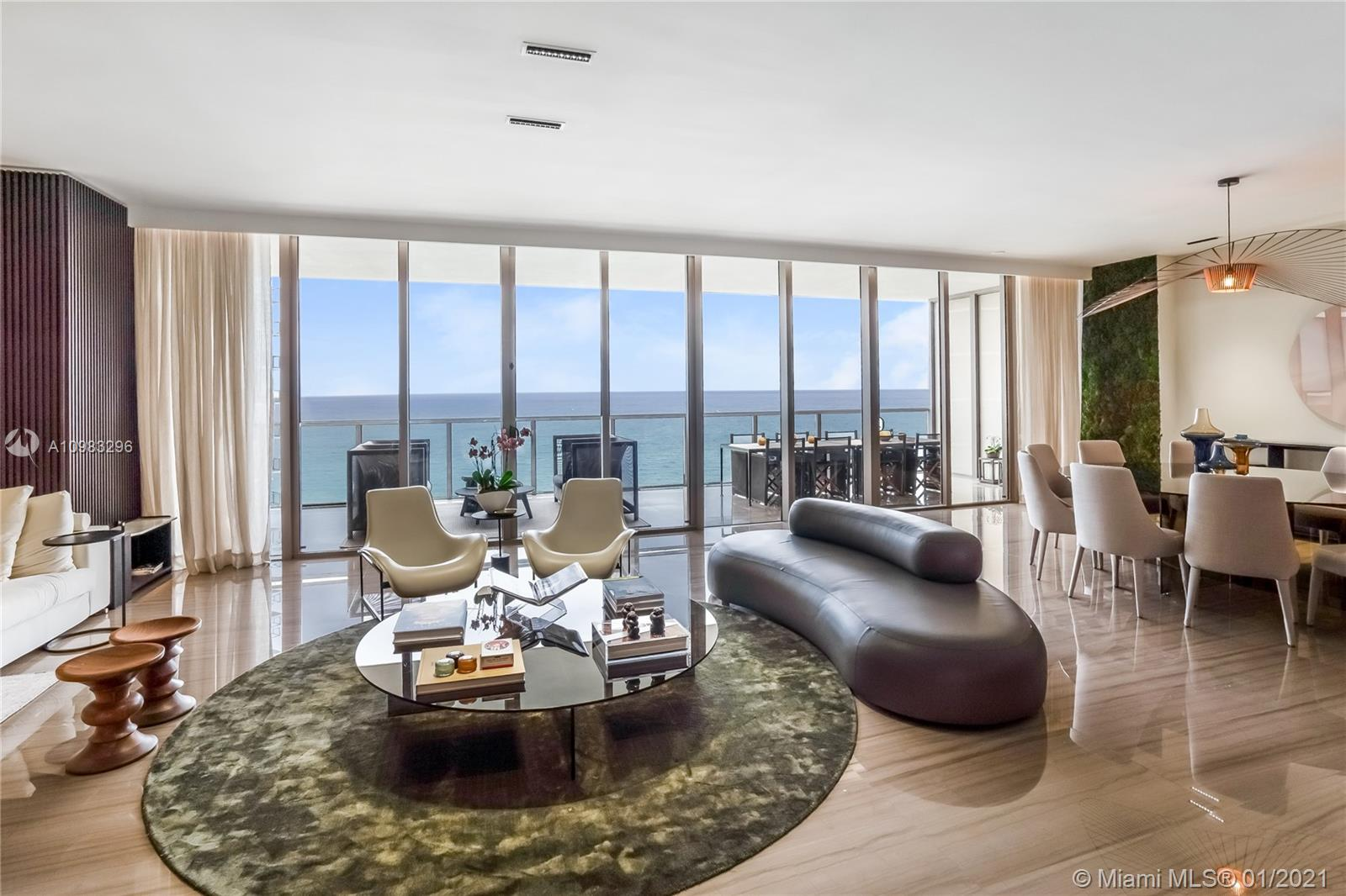 St Regis Bal Harbour South Tower #1903S - 9701 Collins Ave #1903S, Bal Harbour, FL 33154
