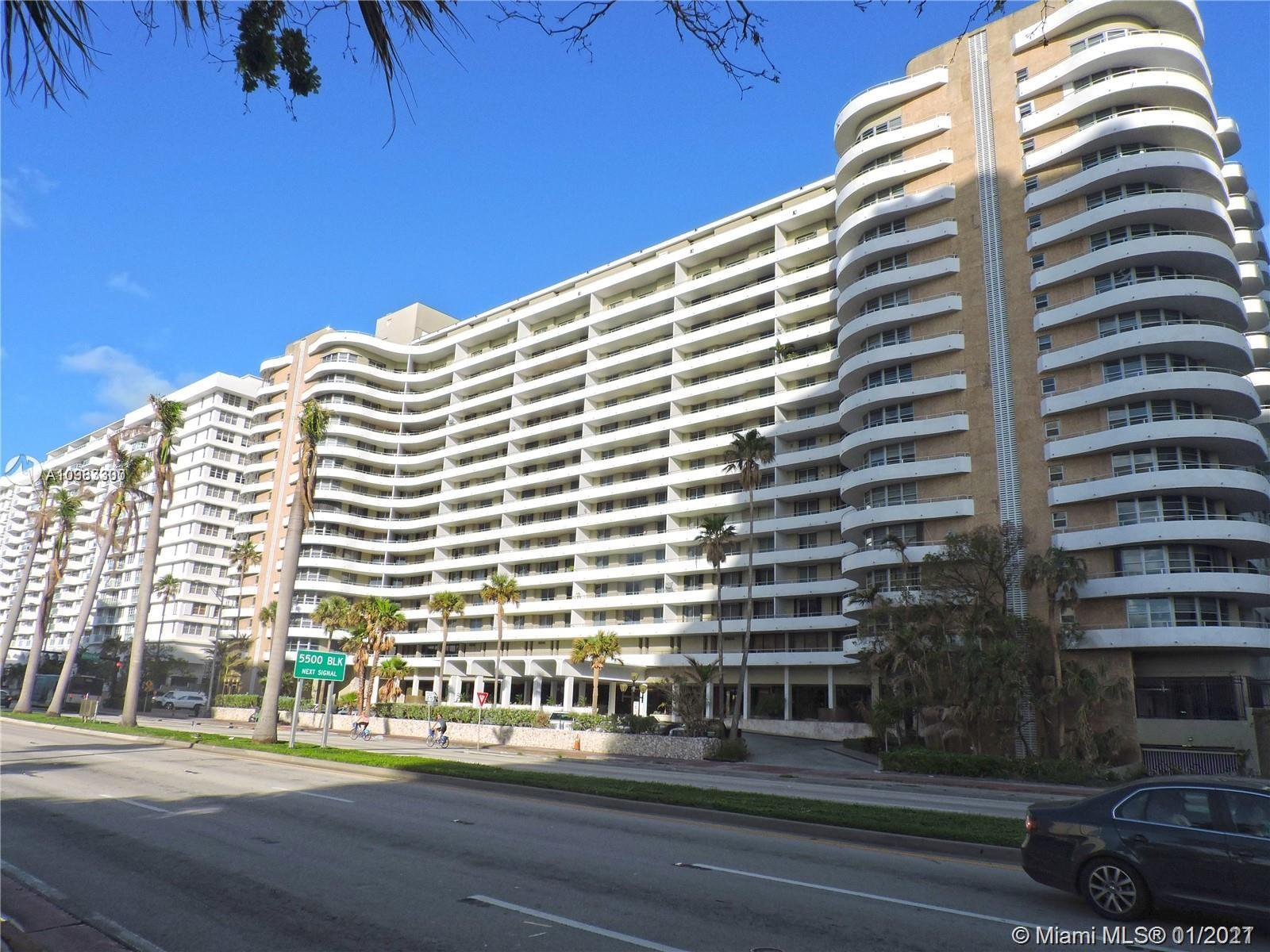 Oceanside Plaza #7M - 5555 E Collins Ave #7M, Miami Beach, FL 33140