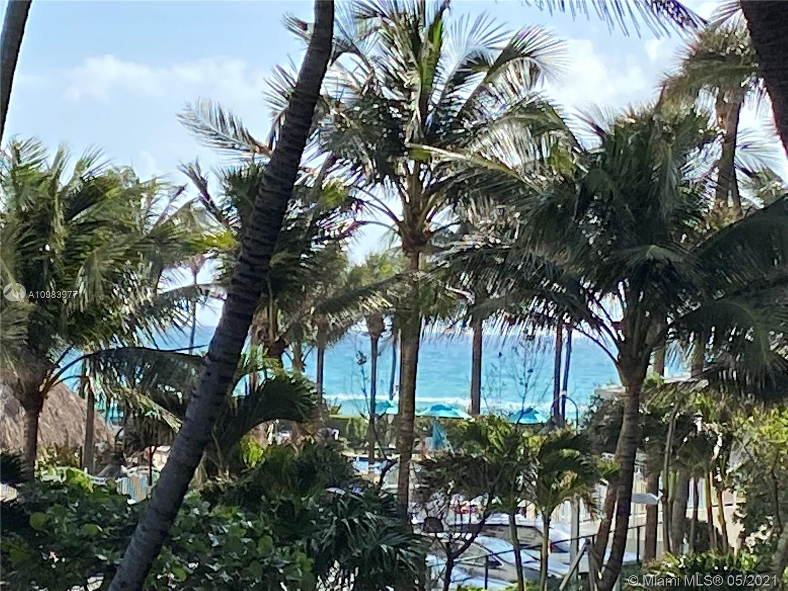 Sian Ocean Residences #2G - 4001 S Ocean Dr #2G, Hollywood, FL 33019