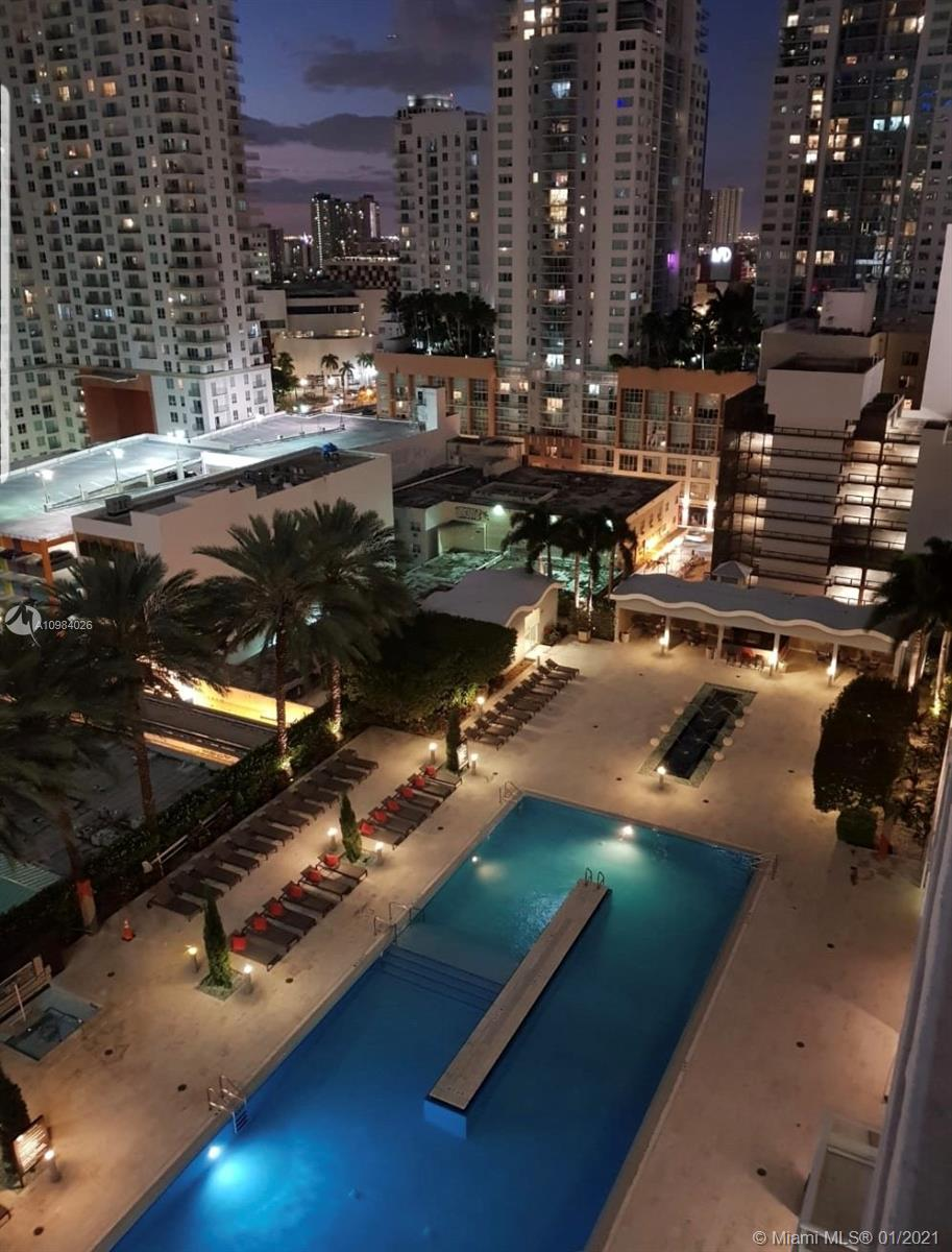 50 Biscayne Blvd # 1809, Miami, Florida 33132, ,1 BathroomBathrooms,Residential Lease,For Rent,50 Biscayne Blvd # 1809,A10984026