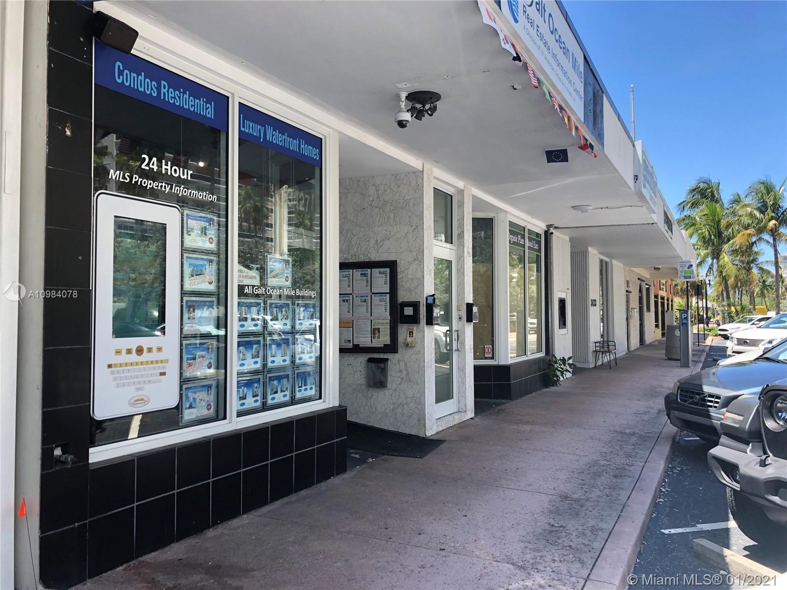 3427 Galt Ocean Dr, Fort Lauderdale, Florida 33308, ,Commercial Sale,For Sale,3427 Galt Ocean Dr,A10984078