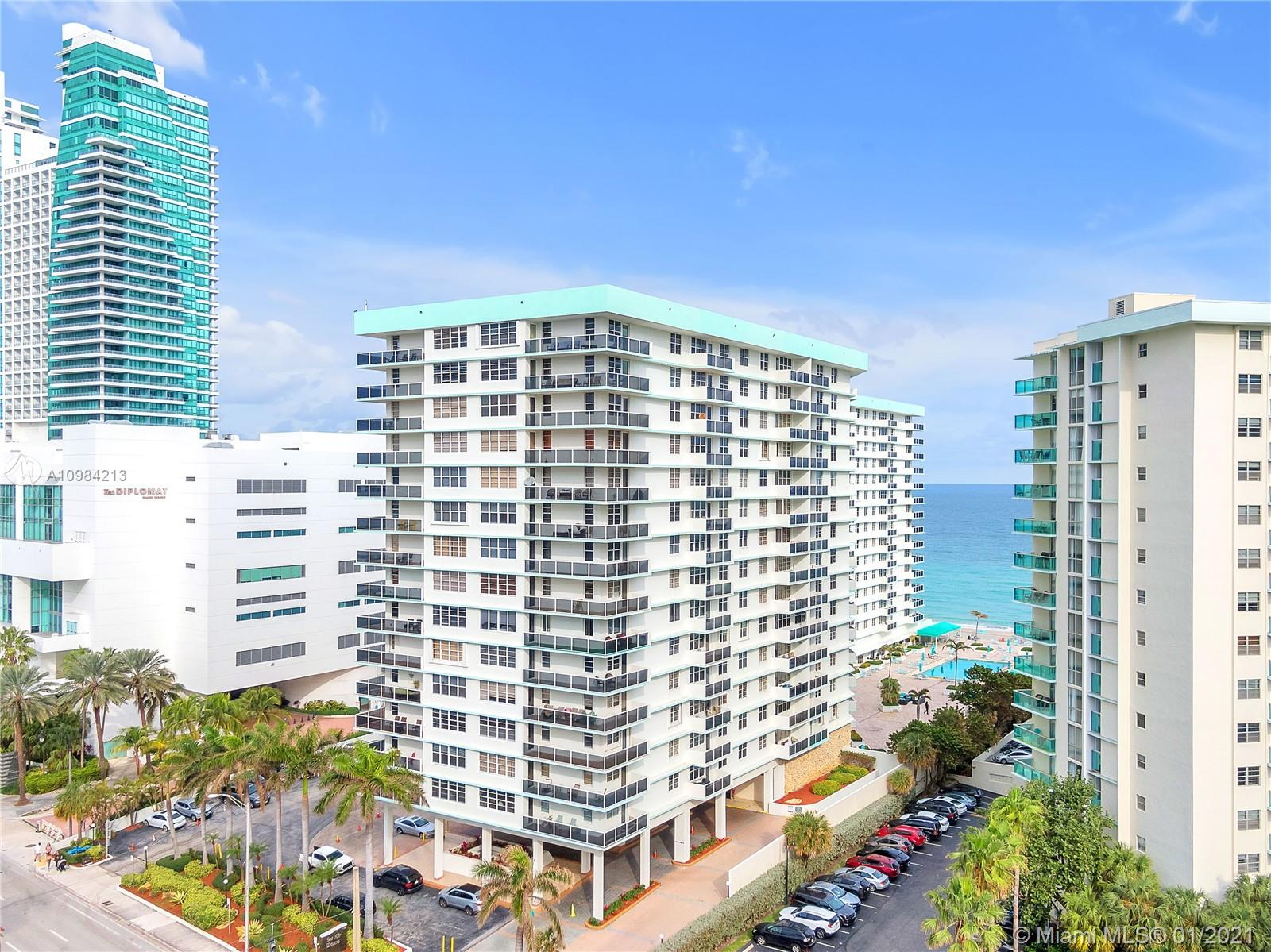 Sea Air Towers #411 - 3725 S Ocean Dr #411, Hollywood, FL 33019