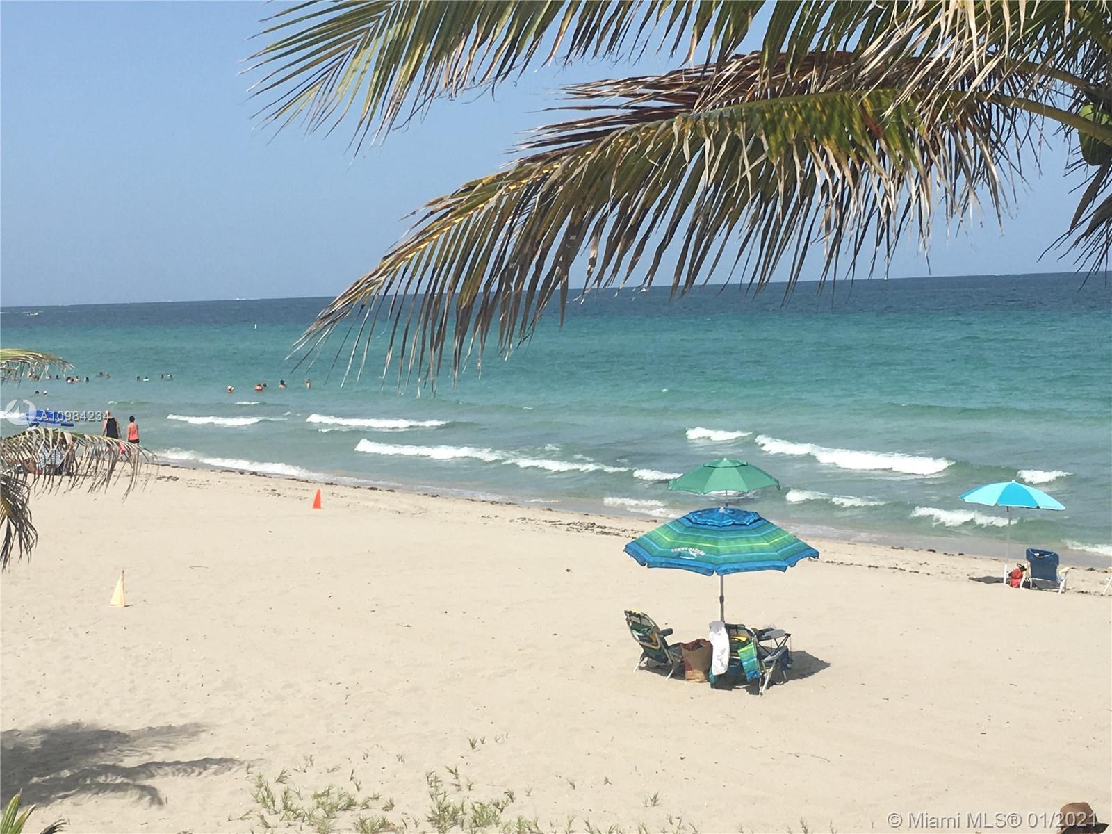 Parker Plaza #1424 - 2030 S Ocean Dr #1424, Hallandale Beach, FL 33009