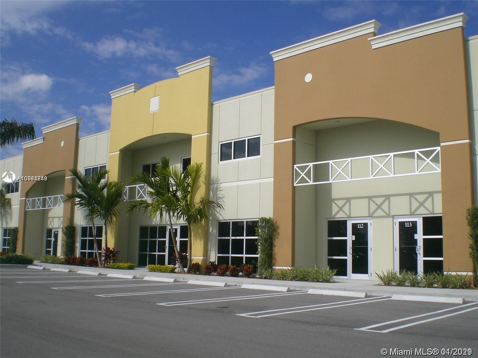11251 NW 20th St # 113, Sweetwater, Florida 33172, ,Commercial Sale,For Sale,11251 NW 20th St # 113,A10984249