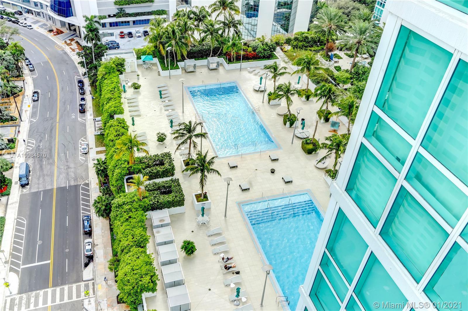 The Plaza on Brickell 1 #2311 - 950 Brickell Bay Dr #2311, Miami, FL 33131