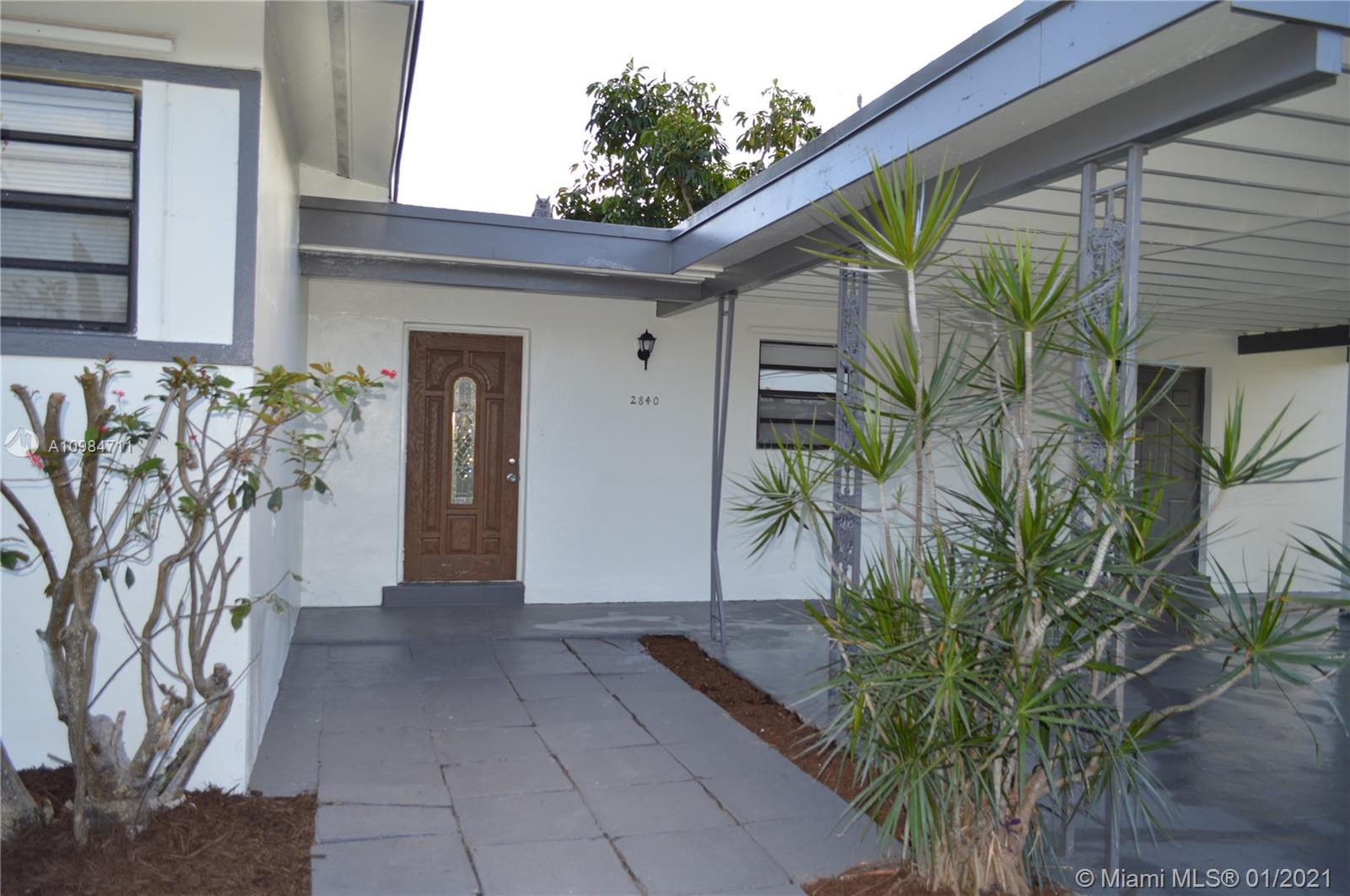 2840 SW 4th St, Fort Lauderdale, Florida 33312, 4 Bedrooms Bedrooms, ,2 BathroomsBathrooms,Residential,For Sale,2840 SW 4th St,A10984711