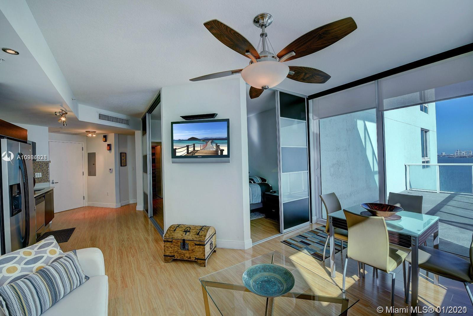 Quantum on the Bay #1405 - 1900 N Bayshore Dr #1405, Miami, FL 33132