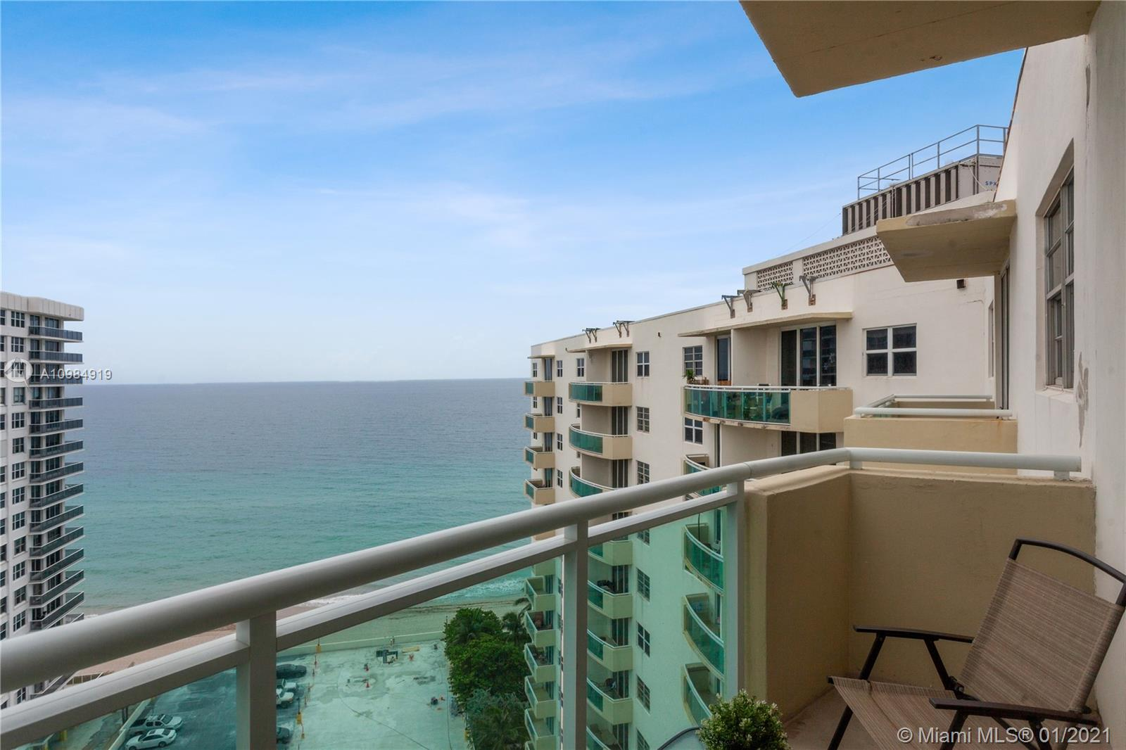 Residences on Hollywood East Tower #PH-1647 - 3001 S Ocean Dr #PH-1647, Hollywood, FL 33019