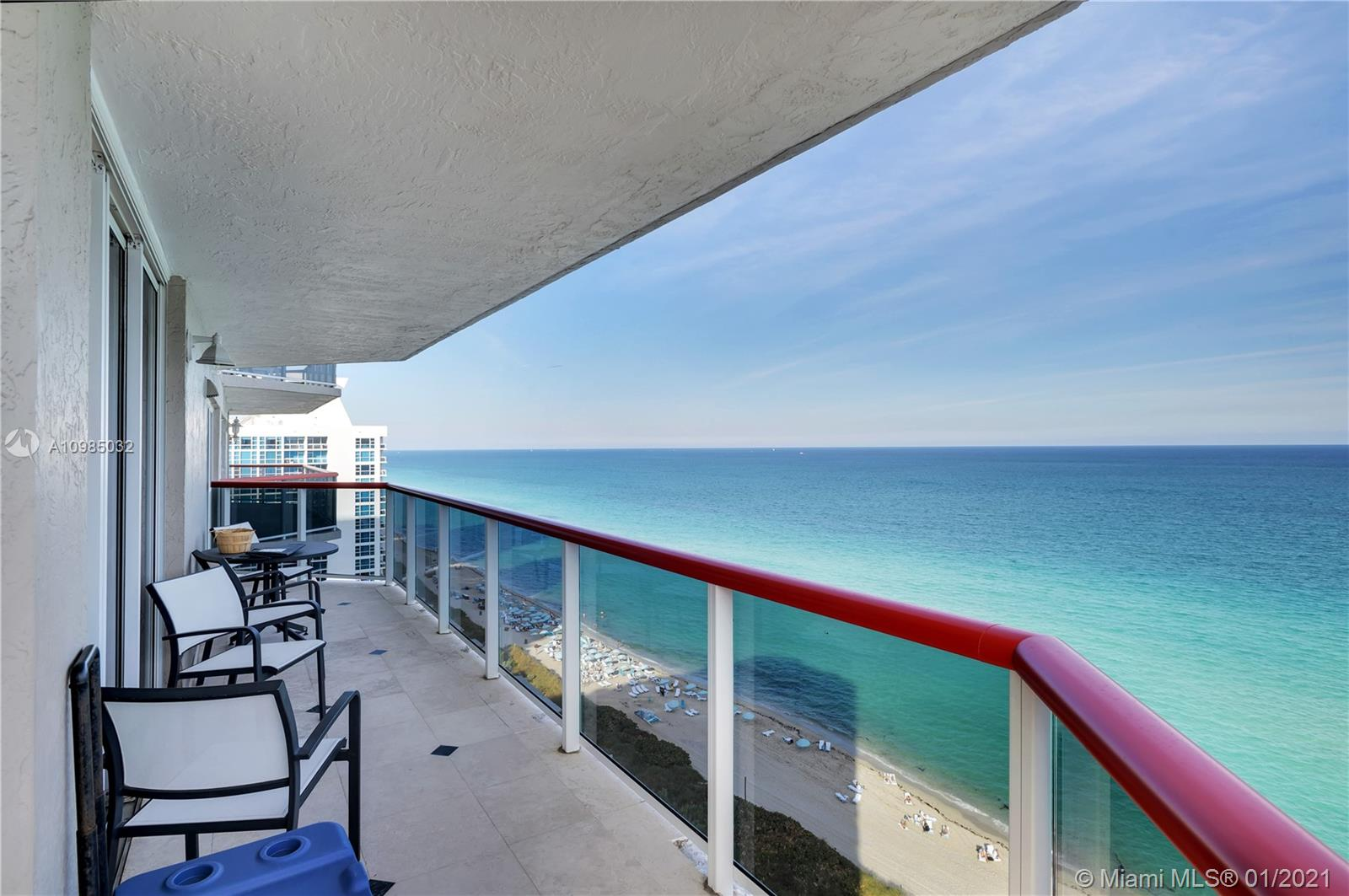 Sterling #1710 - 6767 Collins Ave #1710, Miami Beach, FL 33141