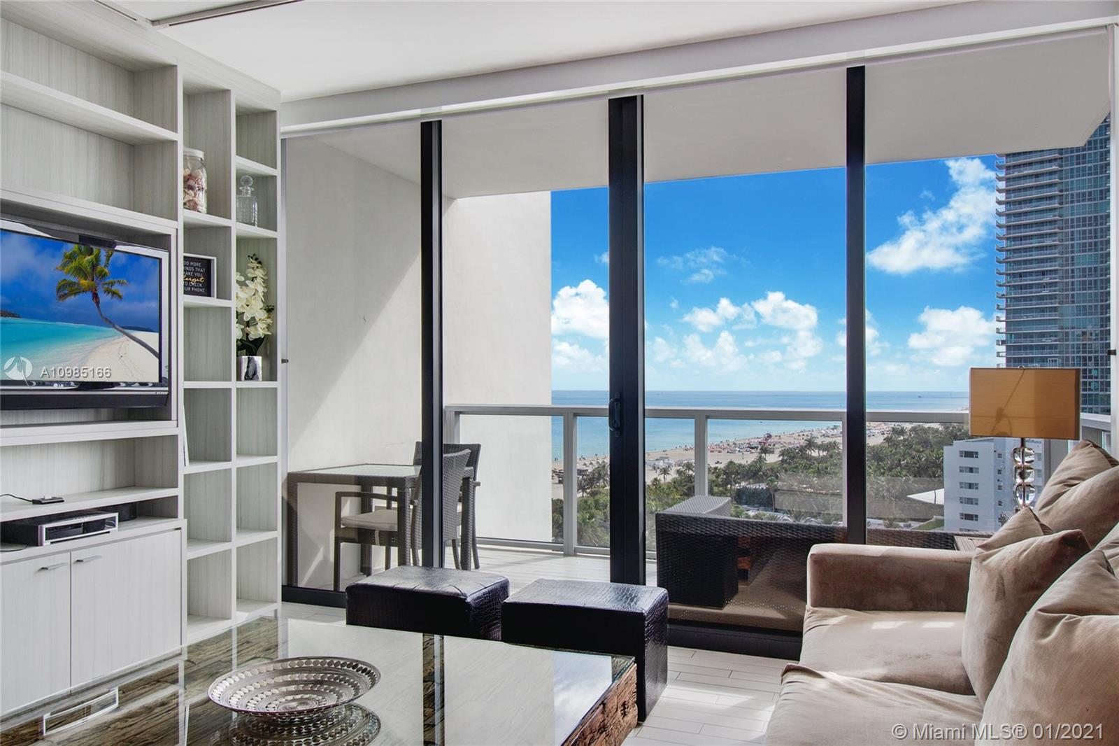 W South Beach #1204 - 2201 Collins Ave #1204, Miami Beach, FL 33139