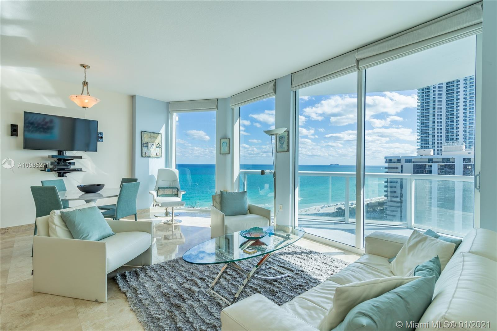 Bel Aire on the Ocean #1607 - 6515 Collins Ave #1607, Miami Beach, FL 33141