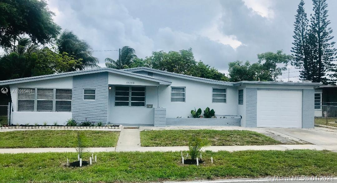 Windward - 18280 S Glades Dr, North Miami Beach, FL 33162