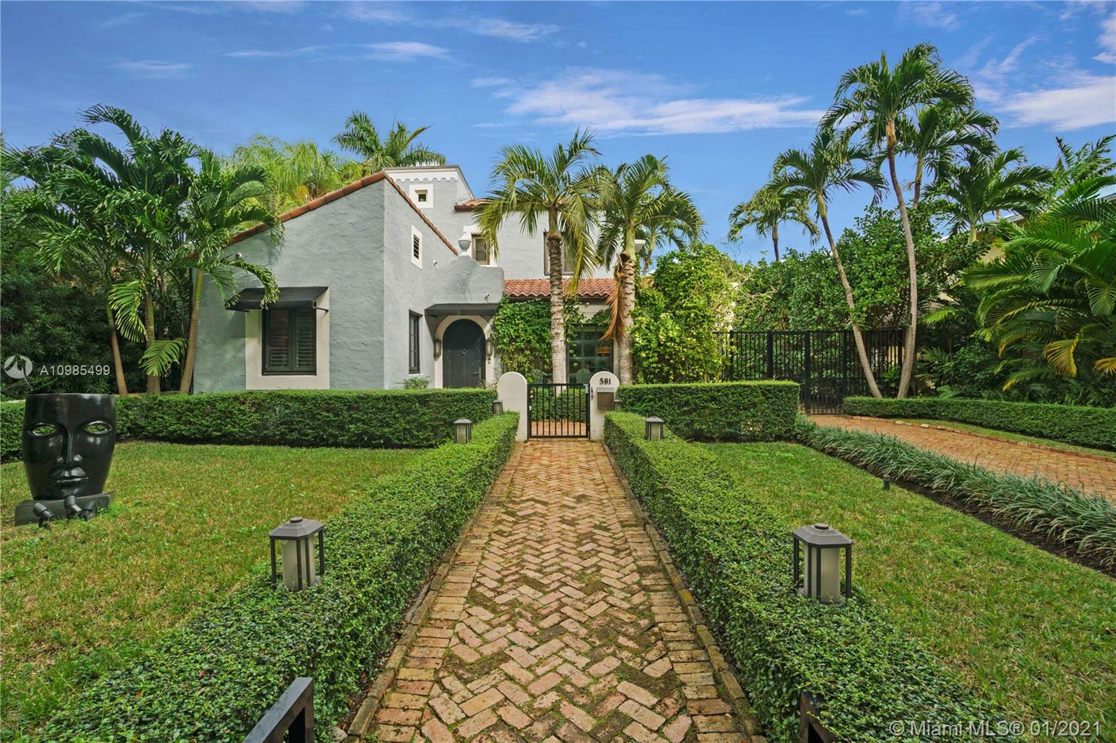 581 NE 58th St, Miami, Florida 33137, 4 Bedrooms Bedrooms, ,3 BathroomsBathrooms,Residential,For Sale,581 NE 58th St,A10985499